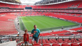 Wembley Stadium Tour London