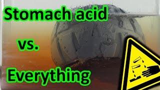 Acid vs. everything COMPILATION   AcidTube