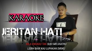 JERITAN HATI (Karaoke/Lirik) || Dangdut - Versi Uda Fajar