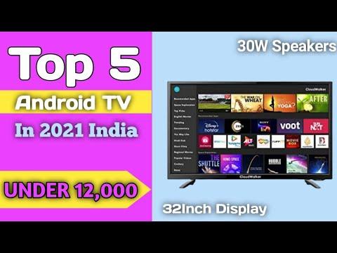 Top 5 Smart TV Under 12000 In 2021    Best Android TV Under 12k