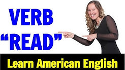 How to pronounce READ - Learn American English Pronunciation   YouTube