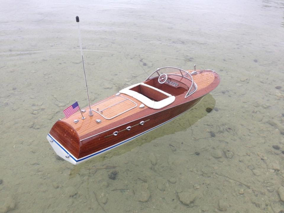 pro boat volere 22 chris craft rc boat youtube On rc chris craft boat