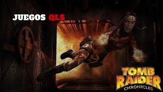 Juegos QLS - Tomb Raider Chronicles