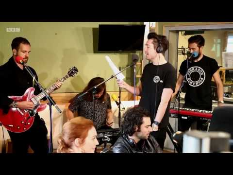 Bastille - Killer ( BBC Radio 2 )