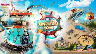 Drayton Manor Announce Adventure Cove - NEW Themed Area & Rapids For 2021!