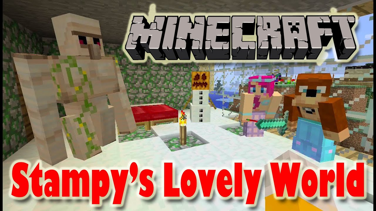 Minecraft xbox map showcase stampys lovely world its sooo lovely minecraft xbox map showcase stampys lovely world its sooo lovely download link youtube gumiabroncs
