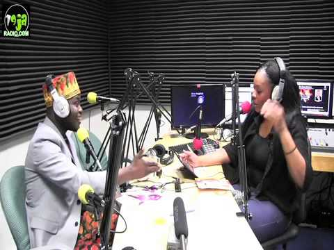 Unchained Radio Show With Kemi Obisesan, Interview Alfa Kuabo