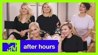 Scarlett Johansson, Kate McKinnon & 'Rough Night' Cast Are Scary-Close BFFs | After Hours | MTV