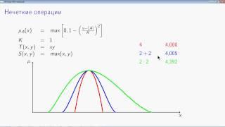 AIML-3-2-5 Нечеткая арифметика