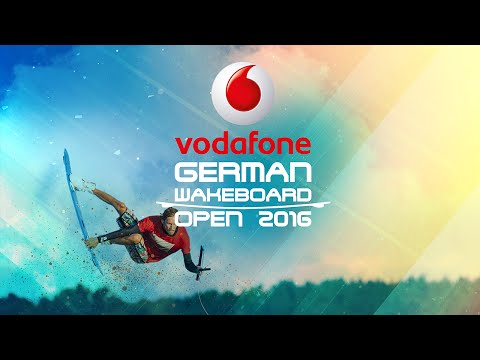 LIVE Vodafone German Wakeboard Open 2016 — Tag 2