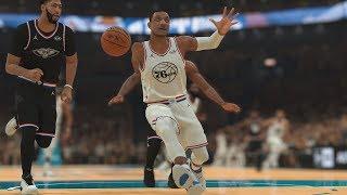 NBA 2K19 My Career EP 65 - All-Star Game 360 Self Oop!