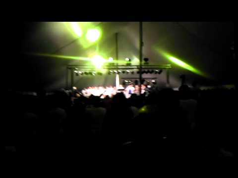 Tent Revival singing 'I Made It' Meaghan Williams