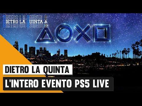 PS5 | Presentazione ufficiale commentata in diretta