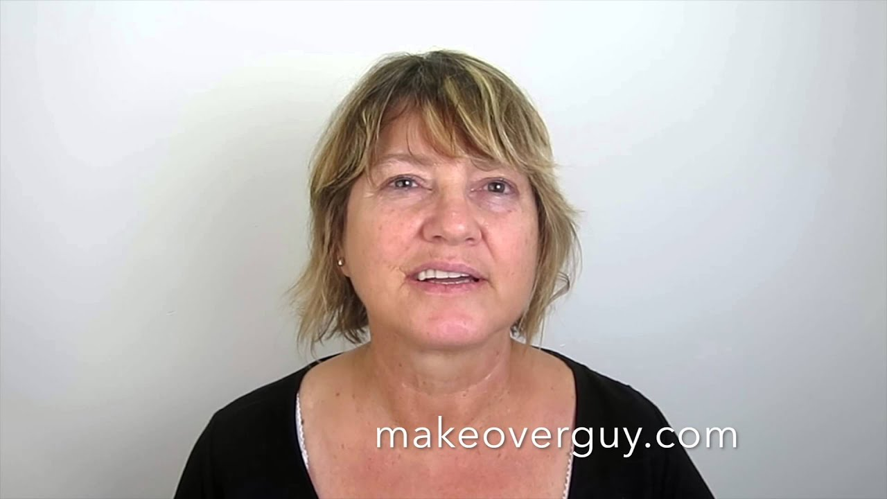 makeover thin fine flat hair by christopher hopkins the makeover