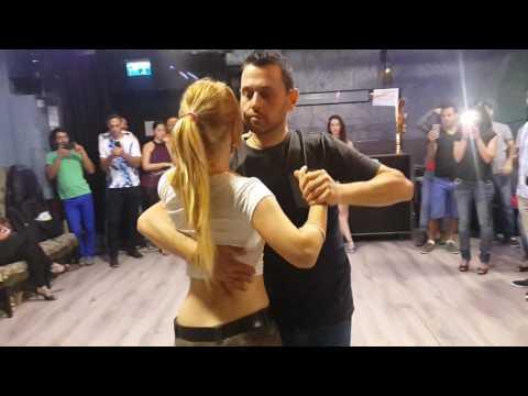 Adi & Eden Kizomba lesson 19
