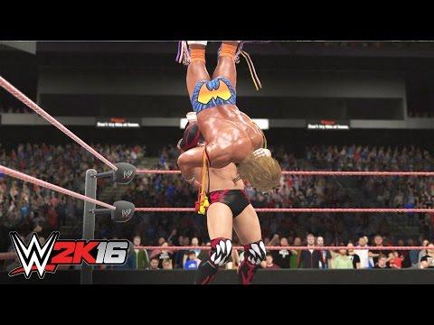 The Ultimate Warrior vs. Finn Balor: WWE 2K16 Fantasy Showdown