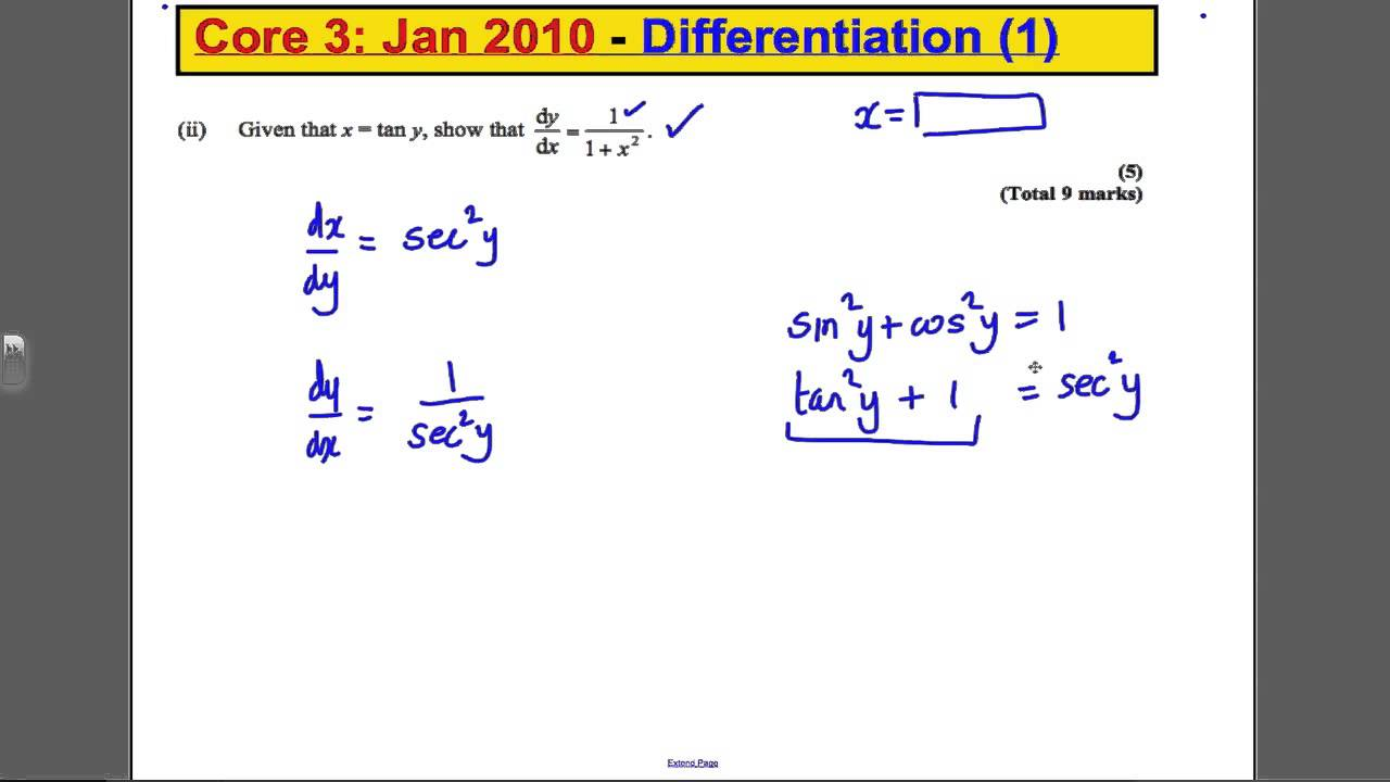differentiation questions I want to try a different way of answering the question of why differentiation is  somehow the primary operation and anti-differentiation the inverting operation.