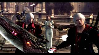 HD 4830 Devil May Cry 4 Final Boss & Ending Pt2