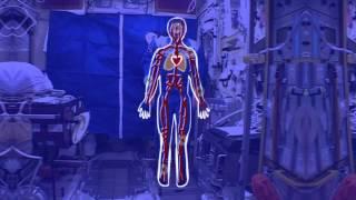 Kroppen i rummet (engelsk tale)