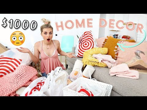 $1000+ NEW HOME DECOR HAUL... (lots of cutie things) | Aspyn Ovard
