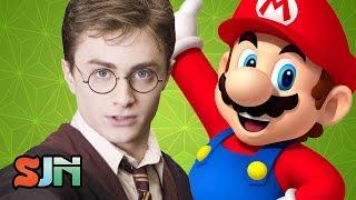 Universal Studios Nintendo Land?! What?!