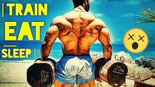 TRAIN BETTER - EAT BETTER - SLEEP BETTER - Bodybuilding Lifestyle Motivation