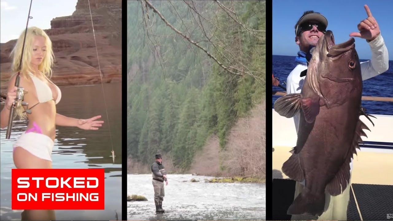 Stoked On Fishing Stoked On Fishing with Shea McIntee