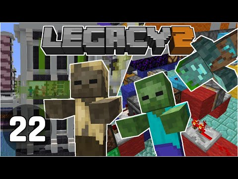 Casino Slots  Game and Family Reunion - Legacy SMP 2: #22 | Minecraft 1.16 Survival Multiplayer