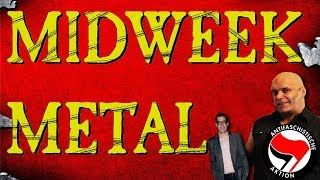 Midweek Metal Episode 146 - King Pavel, Pointless & A Polish Man Wears Shirt