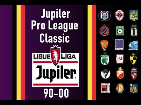 Pes 2020 Jupiler Pro League Classic 90 00 Youtube