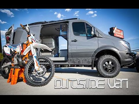 OSV SHADOW CRUISER | 4x4 144 2500 Low Roof Mercedes ...