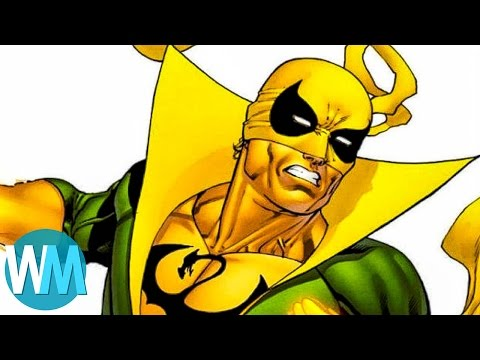 Top 10 Need To Know Facts about Marvel's Iron Fist