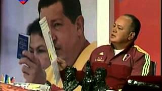 Diosdado Cabello Con El Mazo Dando  Venezuela, 17 de junio, 2015 170615 22