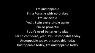 Download Sia - Unstoppable lyrics