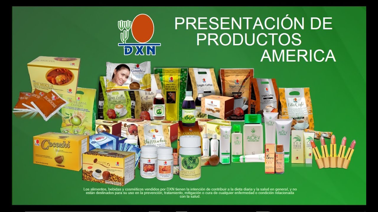 Dxn Colombia Oficial