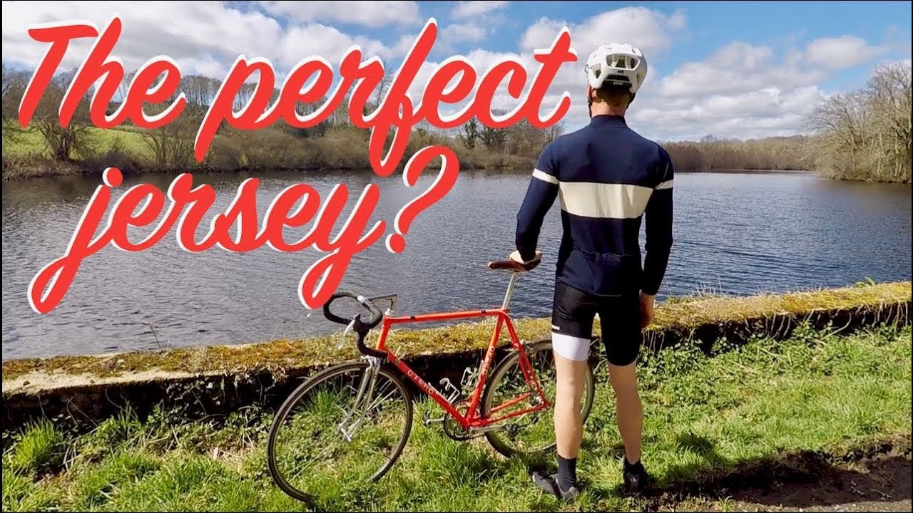 Jura Cycle Merino cycling jersey review - YouTube ad8b0c5ad