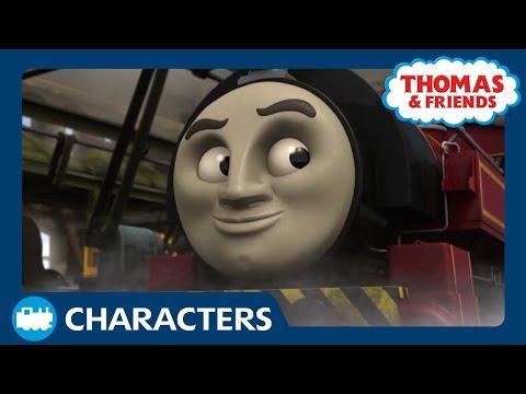 Meet Victor & Porter | Meet The Engines | Thomas & Friends
