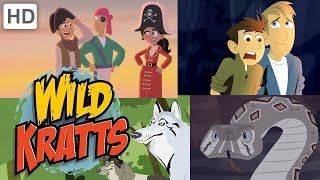 Wild Kratts 🎃 🐍 Spooky Climbers and Deep Sea Divers! 🐺 Happy Halloween | Kids Videos