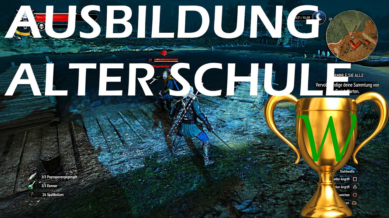 Witcher 3 Erfolge