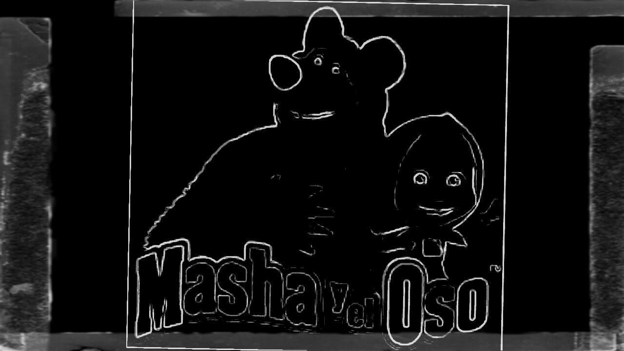 Crepypasta de masha y el oso muerte de masha - YouTube