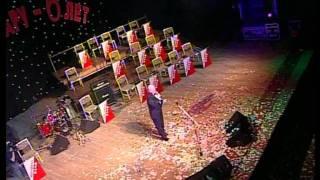 Юрий Богатиков - Спят курганы темные(Концерт в честь шестилетия газеты