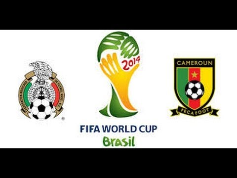 Mexico vs Cameroon 1:0 | World Cup 2014