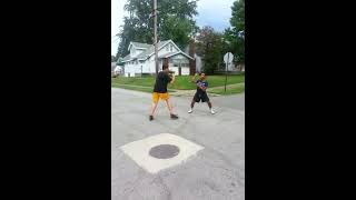 Youngstown ohio fights the lil niggas