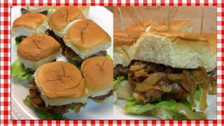 Amazing Island Sliders Recipe ~ Noreen's Kitchen