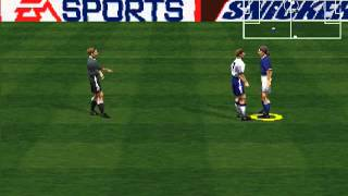 FIFA 98 PC Gameplay