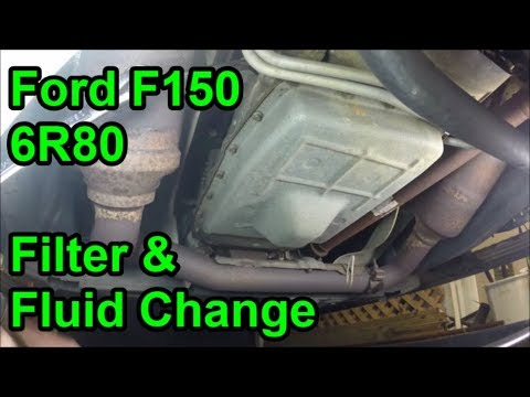 Ford 8F35 Life time ULV transmission fluid statement the myth