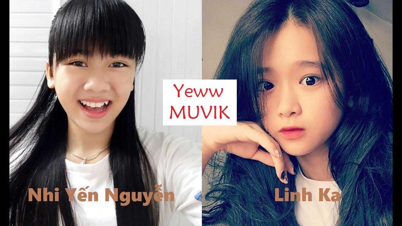 | Thách đấu Muvik #6 | Nhi Yến Nguyễn vs Linh Ka || Yeww MUVIK