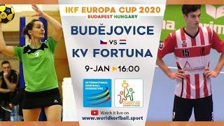 IKF ECup 2020 Ceské Budejovice (KCC SOKOL) - KV Fortuna