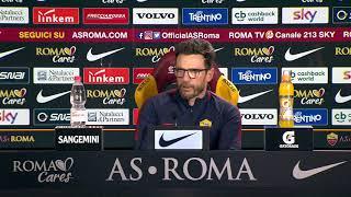 """Conferenza Di Francesco: """"Manca la continuità nella gara, dobbiamo partire bene e finire meglio"""""""