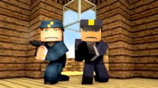 Prison Break - Minecraft Animation